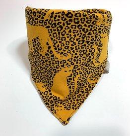 Kotiya Koto oker / slab bandana sjaal