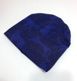 Kotiya Koto blue / newborn beanie / mutsje