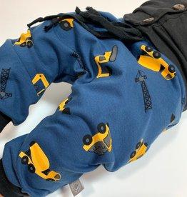 Broek - Harem - Blauw - Tiny Builders