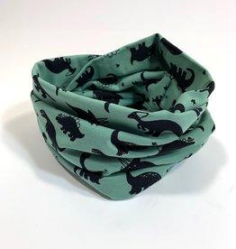 Dino Dino dusty mint / colsjaal
