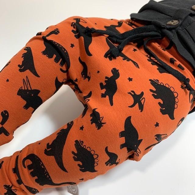 Dino Dino stone / drop crotch