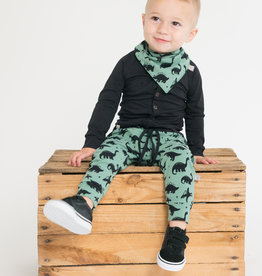 Broek - Drop crotch - Mint - Dino Dino