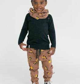 Tiny Builders brown / drop crotch