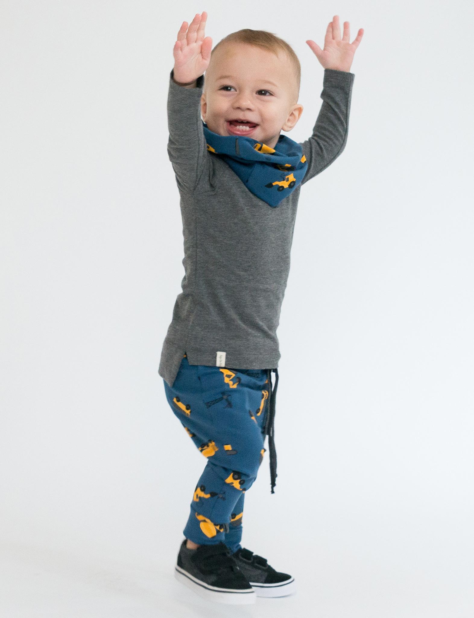 Tiny Builders jeans / drop crotch