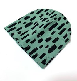 Muts - Newborn beanie - Mint - Tiny Sweeps