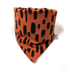 Sjaal - Slab bandana - Roestbruin - Tiny Sweeps