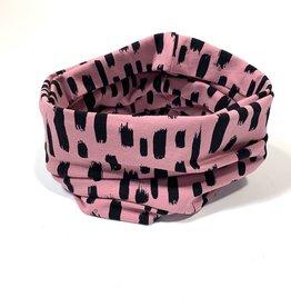 Sjaal - Colsjaal - Roze - Tiny Sweeps