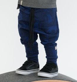 Broek - Drop crotch - Blauw - Kotiya Koto