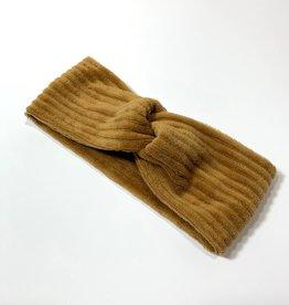 Haarband - Turban - Camel - Rib