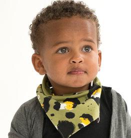 Leopard Large army / slab bandana sjaal