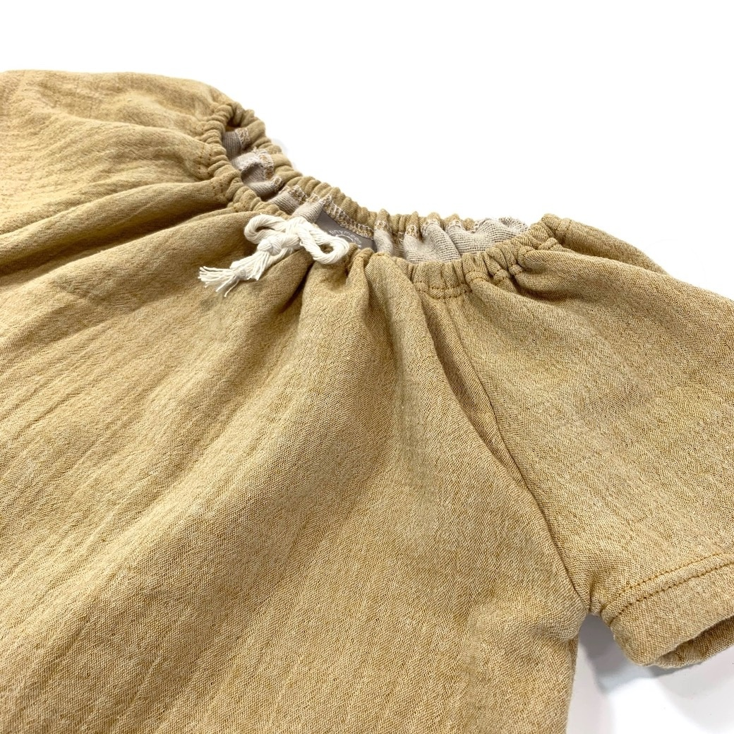 Soft Nature flare top – Oker