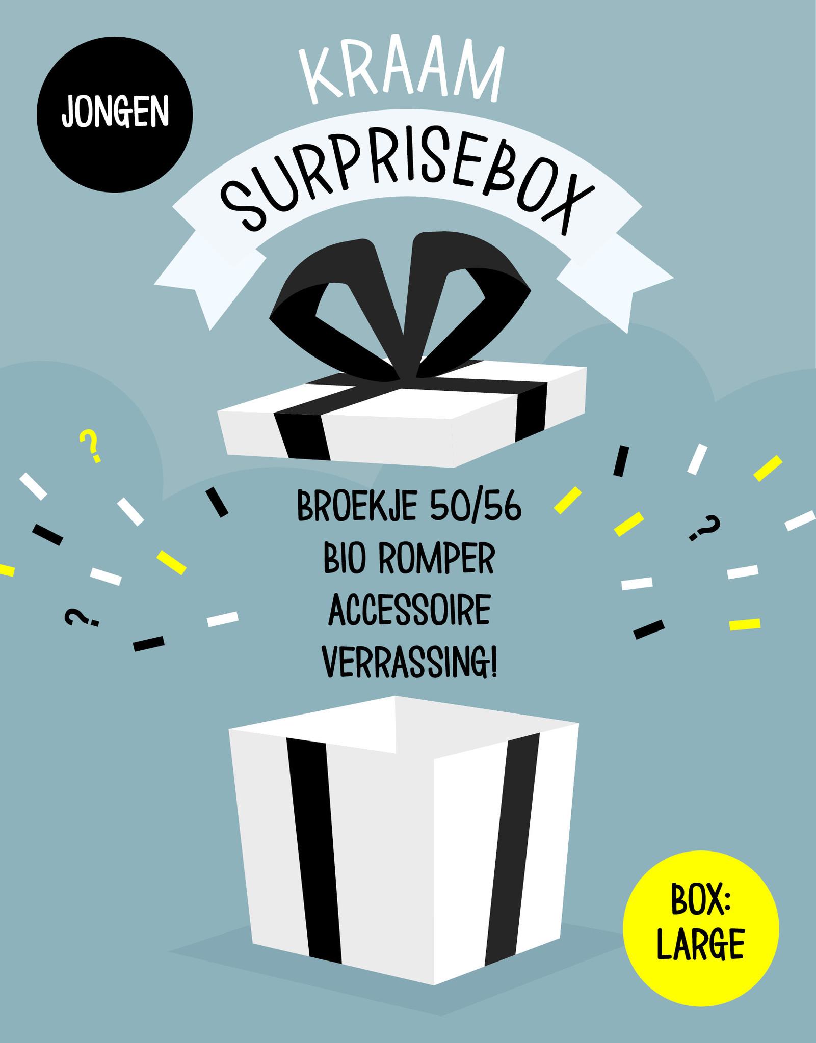 Surprisebox – Large – Jongen