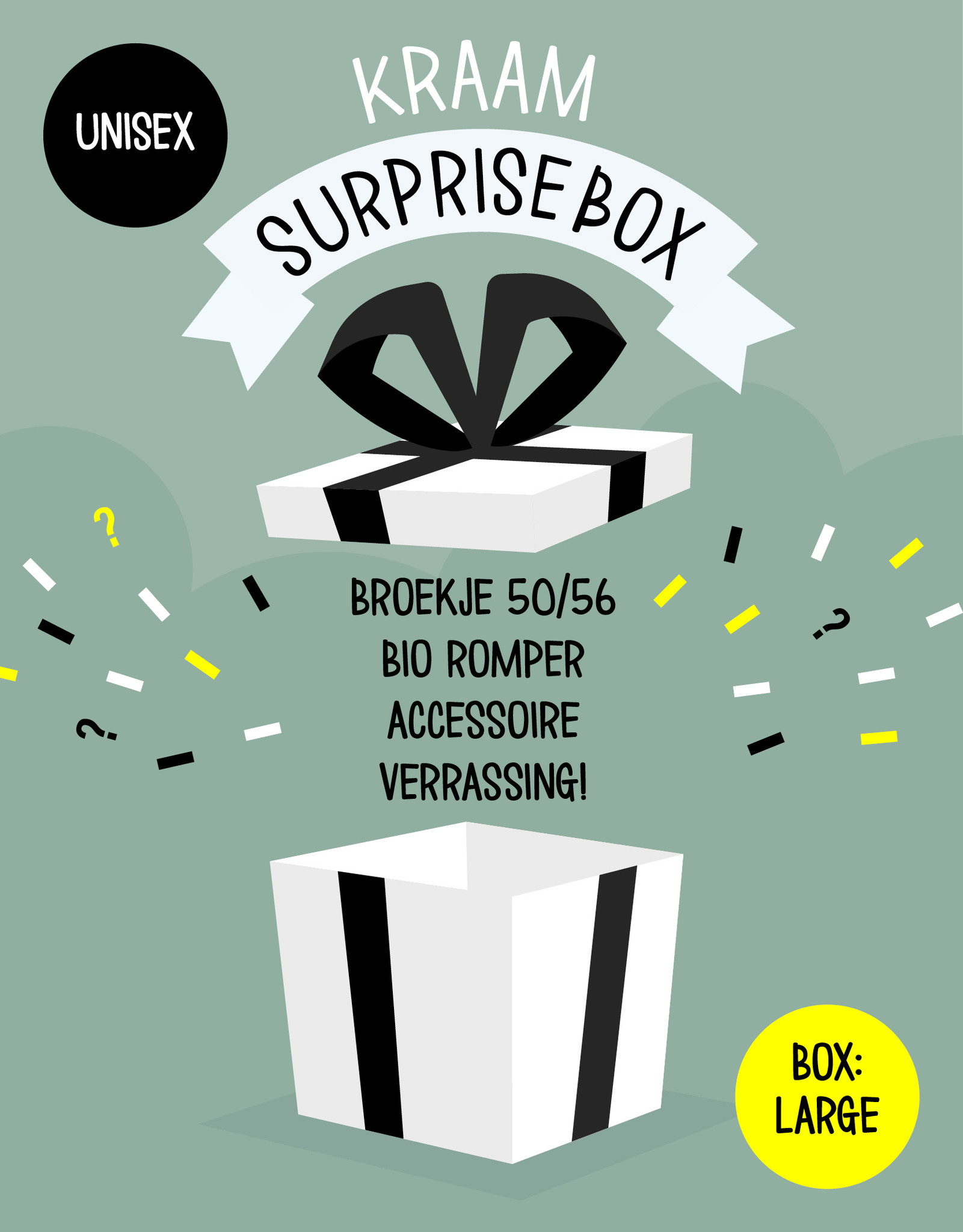 Surprisebox – Large – Unisex