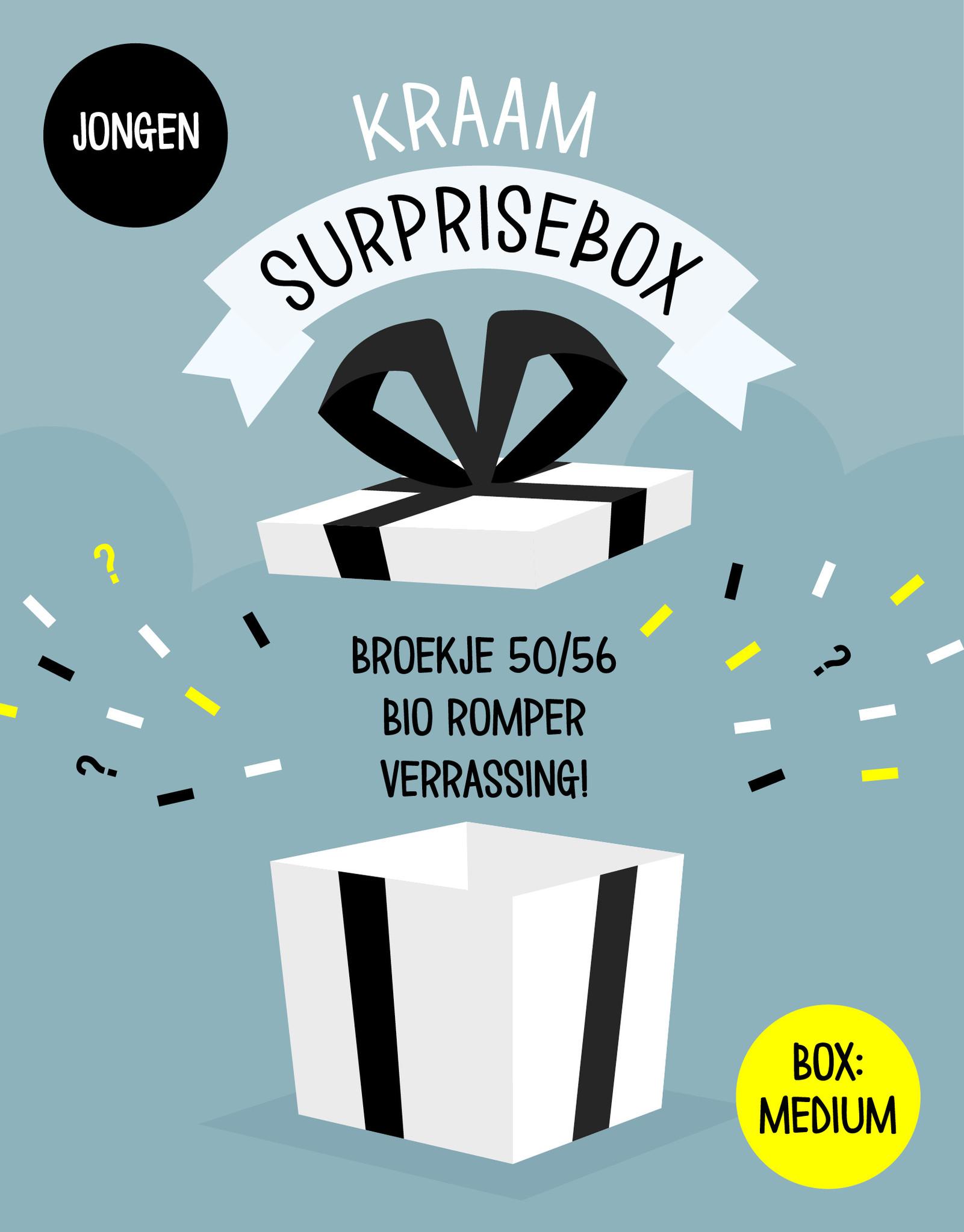 Surprisebox – Medium – Jongen