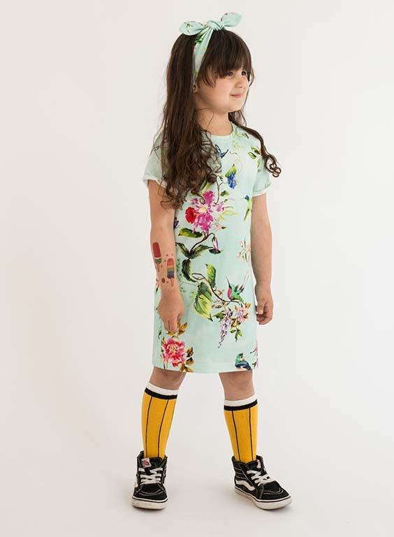 Niji Take Tee dress