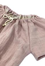 Flare Dress k/m – Roze –  Soft Nature