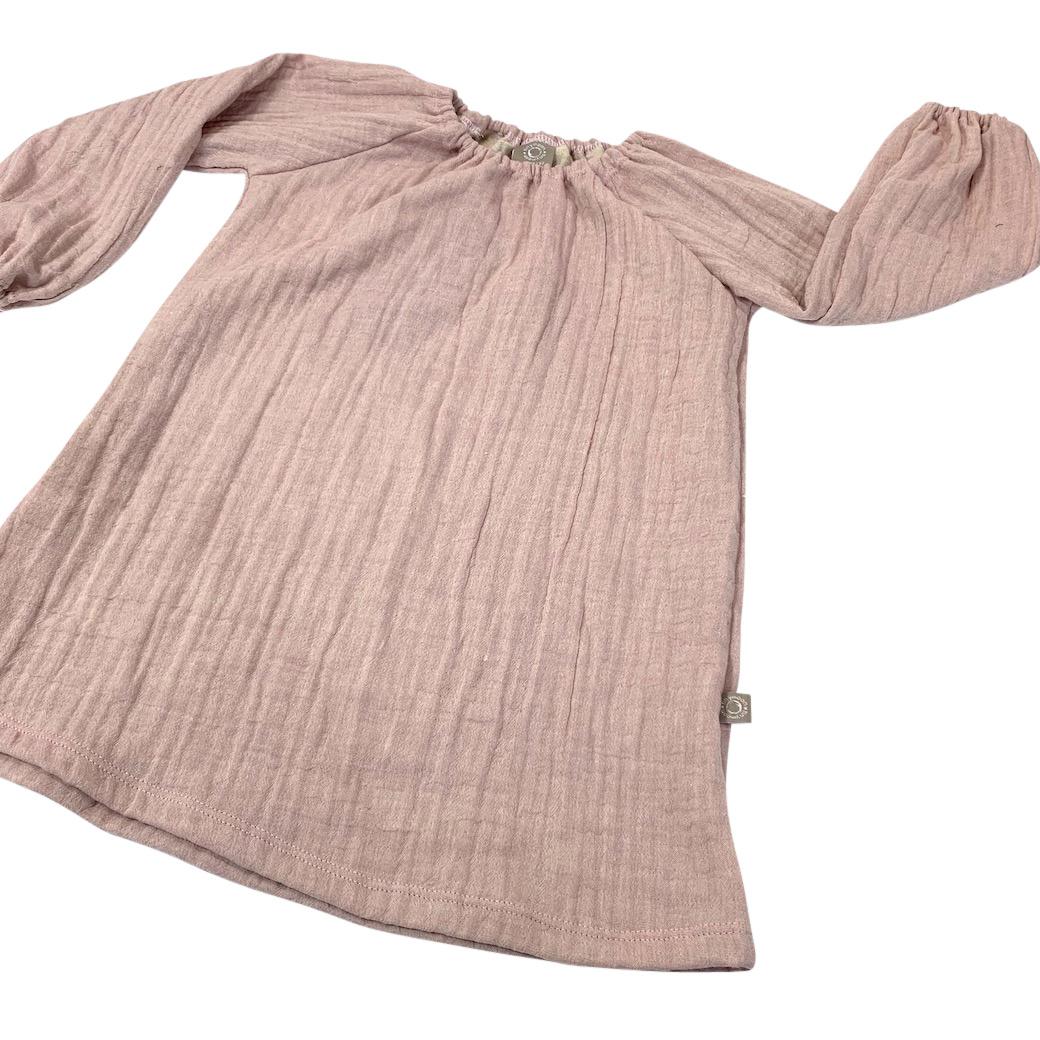 Soft Nature flare dress – Roze