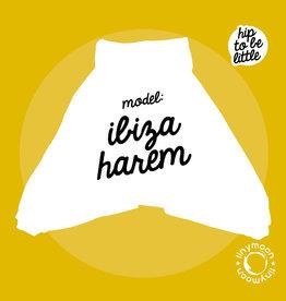 Broek - Ibiza harem - PRINT naar keuze
