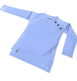 Shirt - Long sleeve - Wit - Basic White
