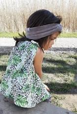 tinymoon Morel turban haarband van brede rib