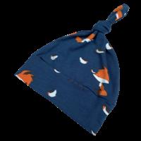 Foxy Slaapzak – Knoop  – Blauw