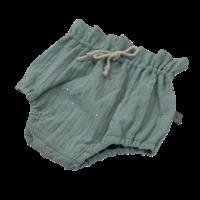 Flare Top – Dusty Mint Glitter – Soft Nature