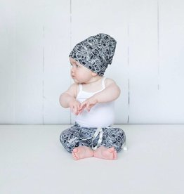 Perfect Paisley / newborn beanie / mutsje