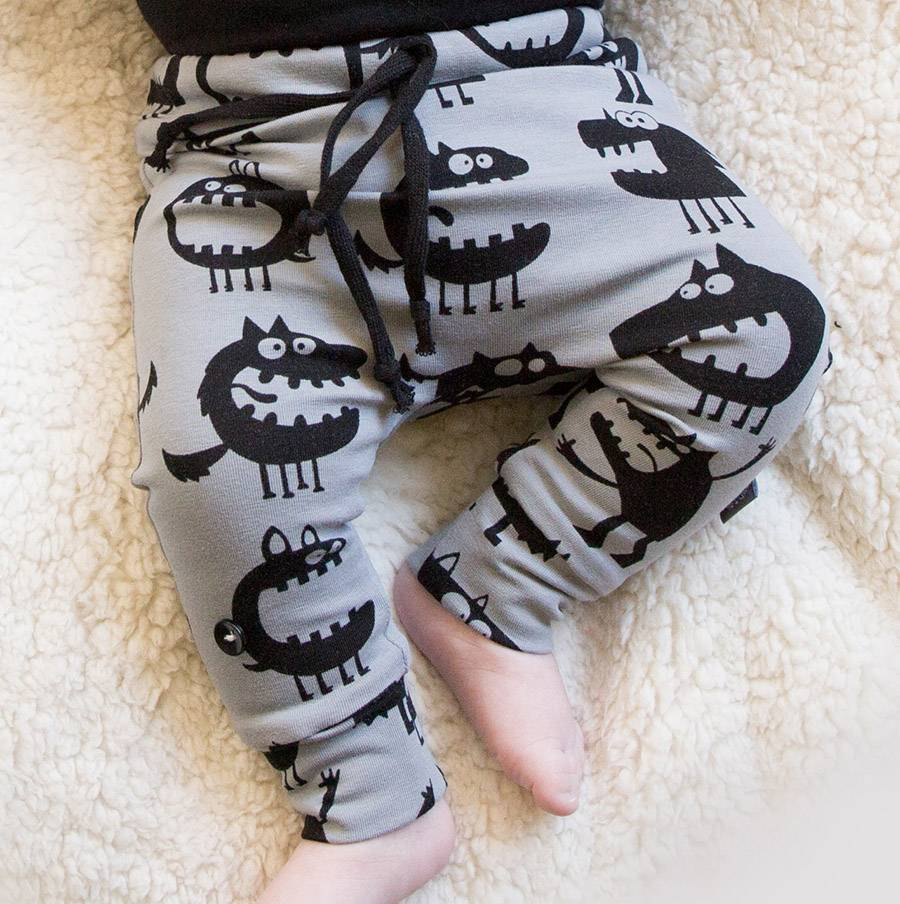tinymoon Monster Mania / drop crotch