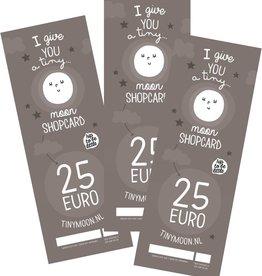 Cadeaubon - € 25,00
