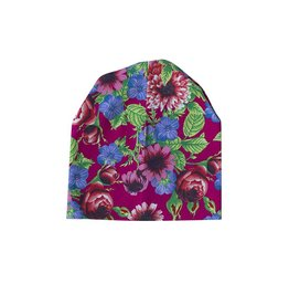 Blooming Flowers / newborn beanie / mutsje