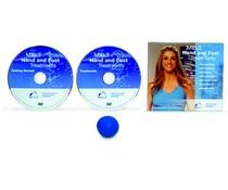 DVD van de Hand en Voet behandeling + MELT soft ball