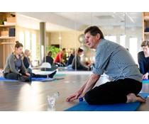 MELT yoga kennismakingsles 6 juli