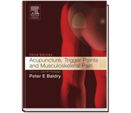 Acupuncture, trigger points and musculoskeletal pain by Peter E Baldry, 3rd ed.