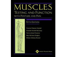 LWW Muscles, testing and function with posture and pain, 5th edition