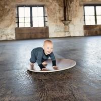 Wobbel360 - Gepresstem filz Maus