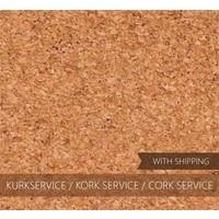 Ersatz Kork-Service mit Versand