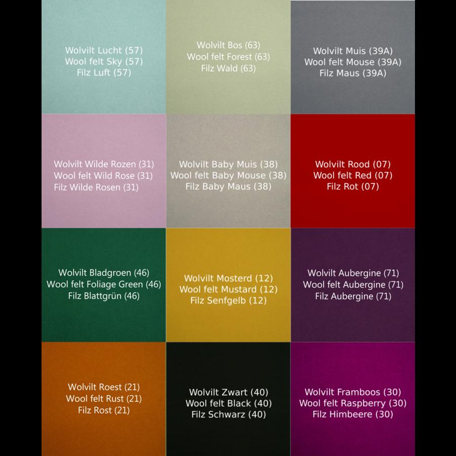 Wobbel Original transparant lacquer