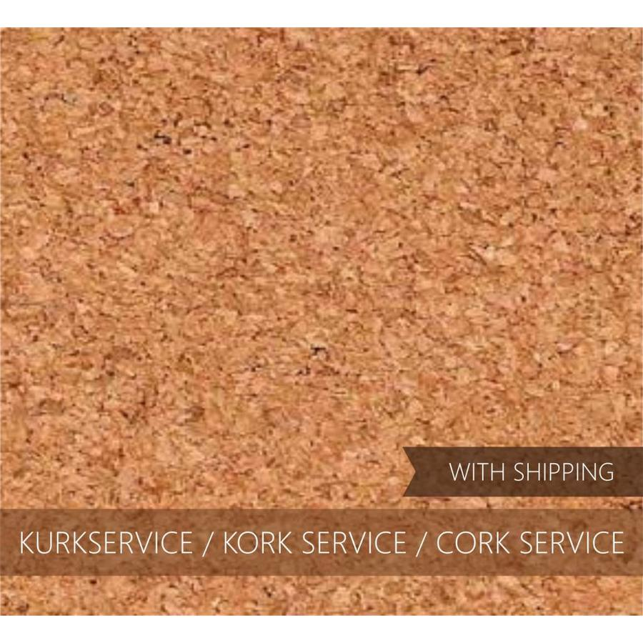 Cork service with shipping