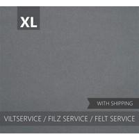Wobbel XL felt service