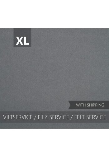 Felt service for the Wobbel XL