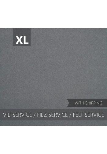 Wobbel XL Filz-Service