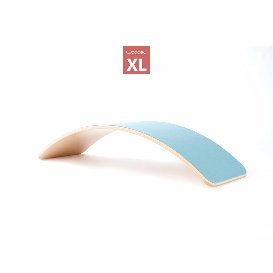 Wobbel XL transparent lackiert