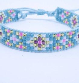 By Loffs By Loffs armband - Light blue