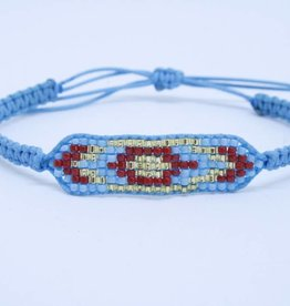 By Loffs By Loffs armband - Blue small