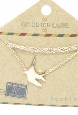 Go Dutch Label Go Dutch Label - Zwaluw rose goud