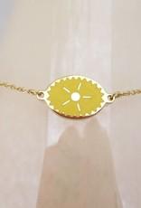 ZAG Bijoux ZAG Bijoux - Yellow sun gold