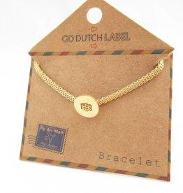 Go Dutch Label Armbanden Go Dutch Label - Basic goud