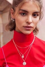 Eline Rosina Eline Rosina ketting - Self love club necklace sterling silver