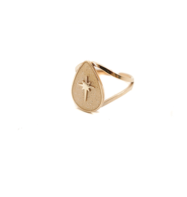 ZAG Bijoux ZAG Bijoux - North star nude ring