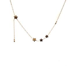 ZAG Bijoux Ketting ZAG Bijoux - Falling stars ketting goud